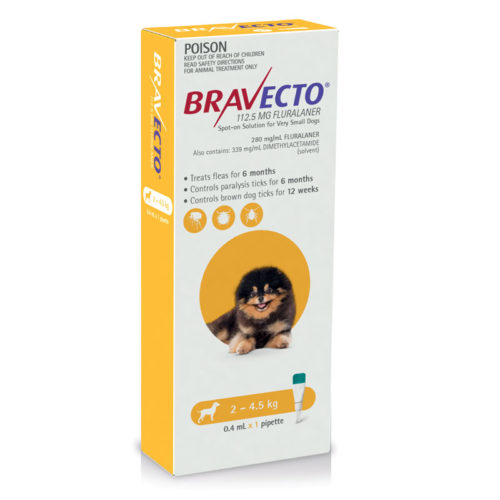Introducing Bravecto Spot-On for Cats and Dogs 4
