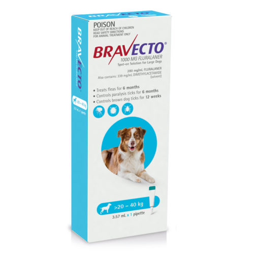 Introducing Bravecto Spot-On for Cats and Dogs 7