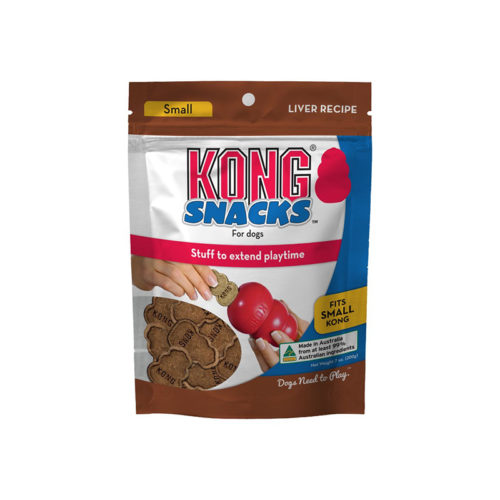 Kong Snacks for Dogs Liver Recipe Small 200g